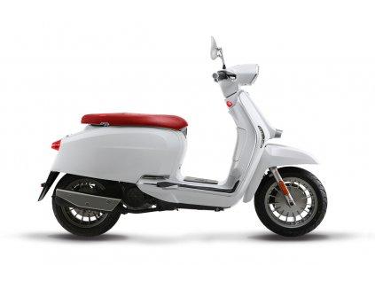 LAMBRETTA V50 Special FLEX (Barva Bílá)