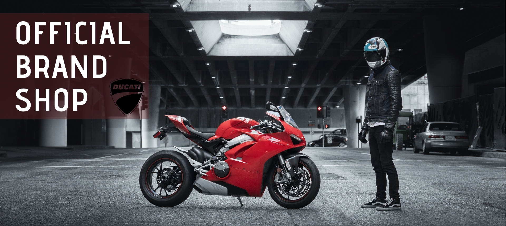 Ducati Brand