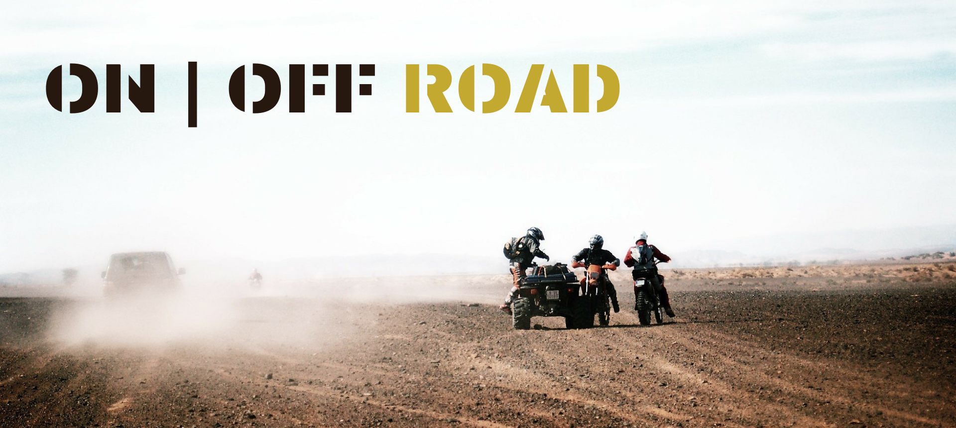 ON | OFF ROAD