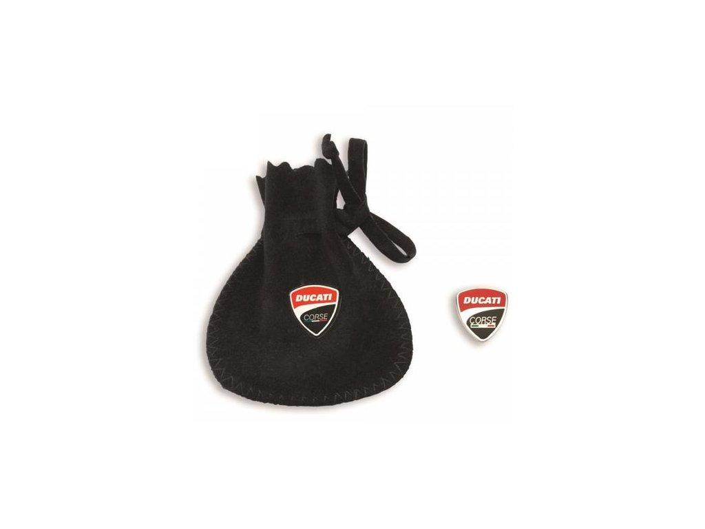 Odznak Ducati Corse