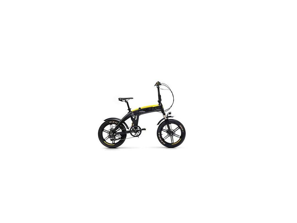 Skládací e-bike SCR-E Sport