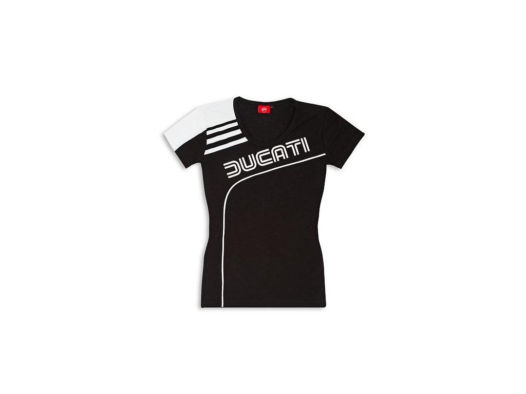 Dámské tričko Ducati 77