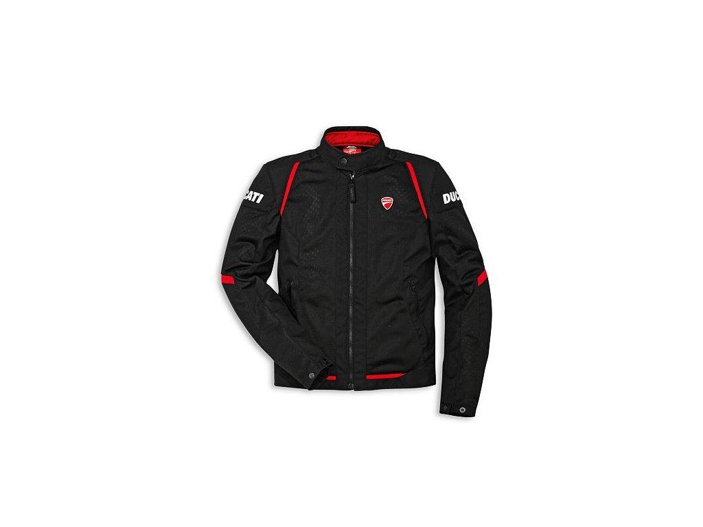 Textilní bunda Ducati Flow C3