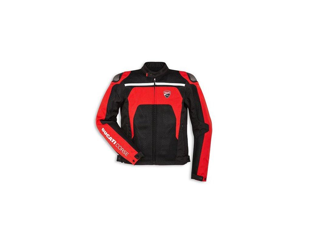 Textilní bunda Ducati Corse Summer C2