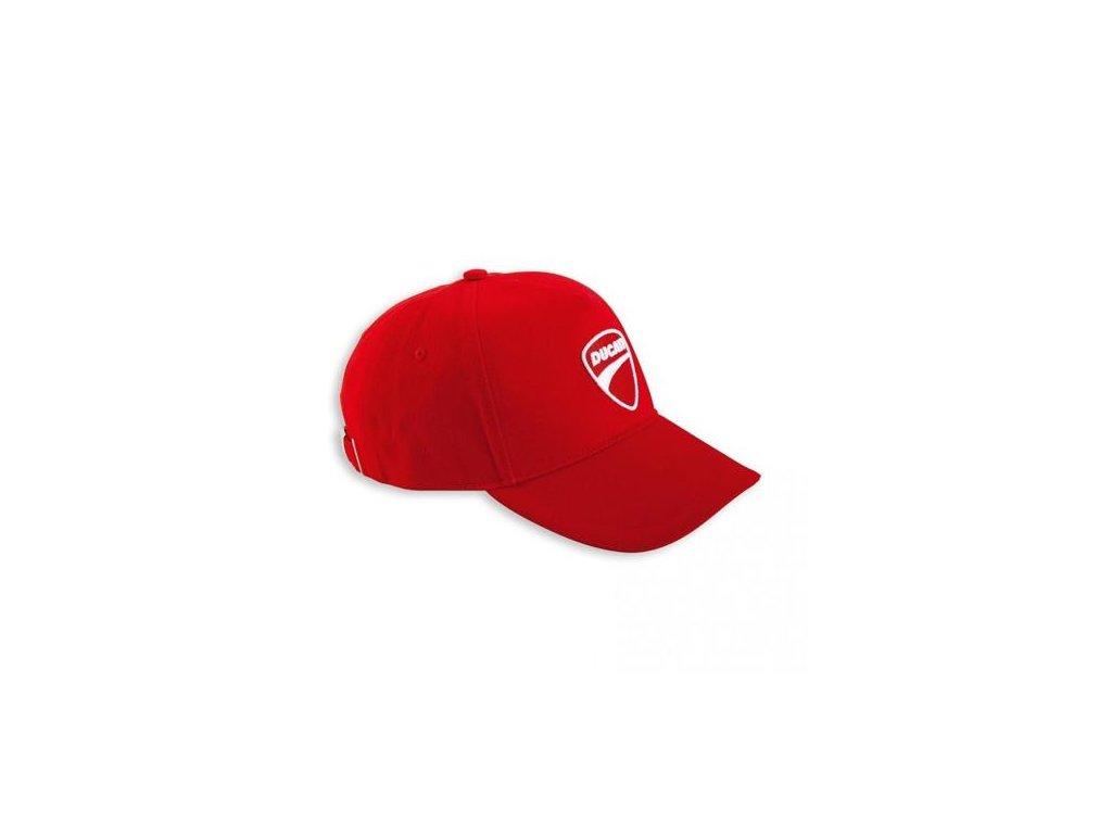 Kšiltovka Ducati Company červená
