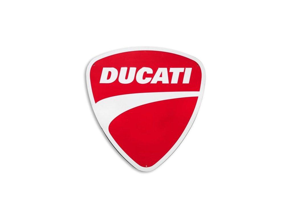 Plechová cedule Ducati