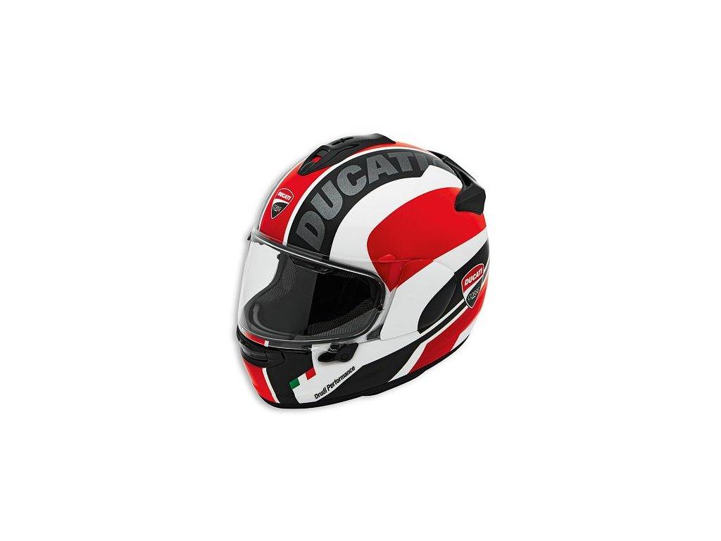 Přilba Ducati Corse SBK 4