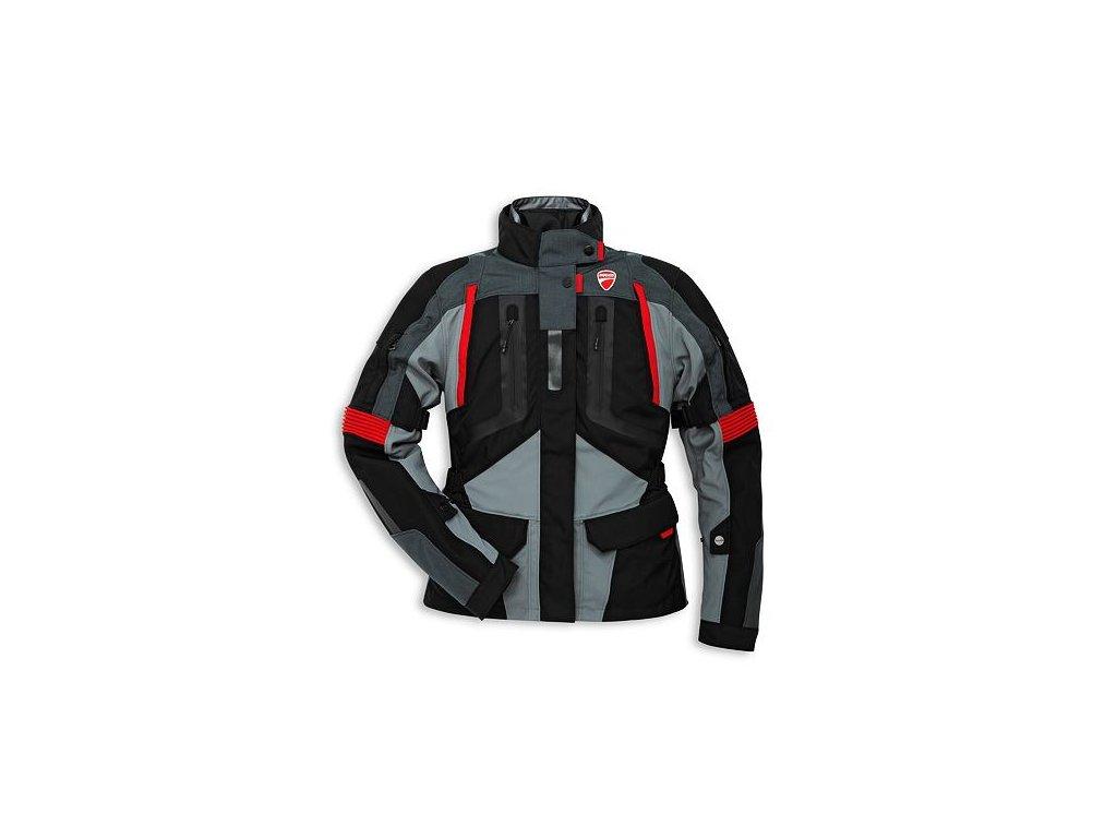 Dámská textilní bunda Ducati Strada C4