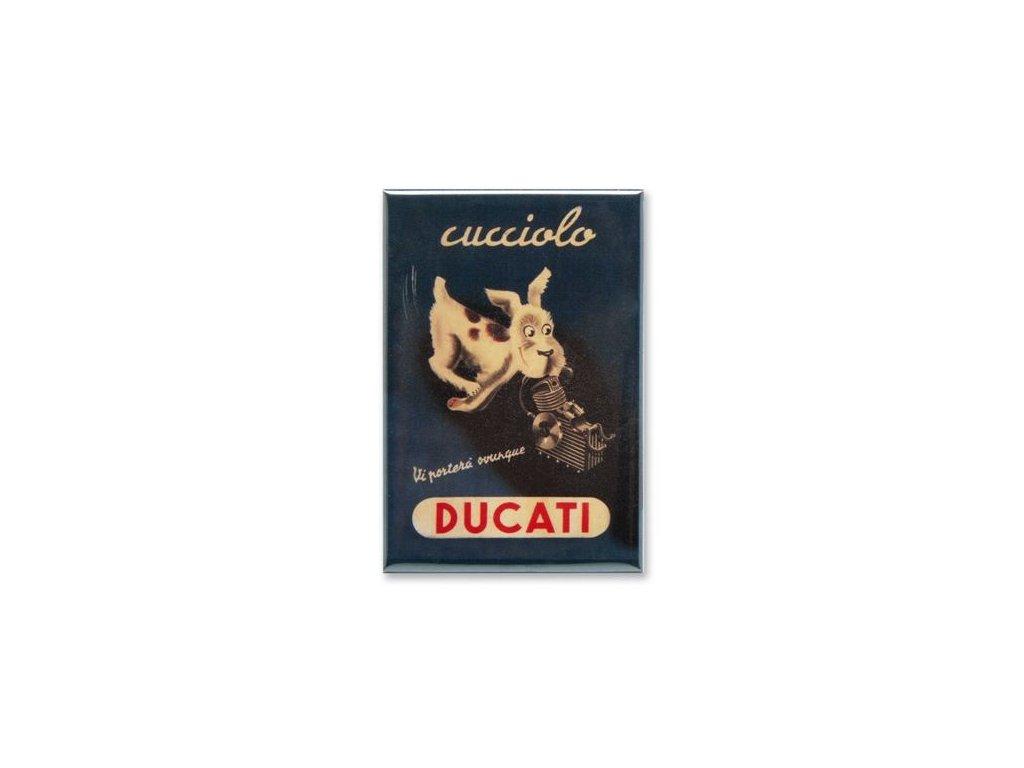 Magnet Ducati Cucciolo