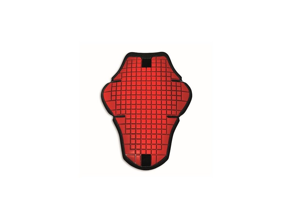 Chránič páteře Ducati Spidi Warrior 2 červený