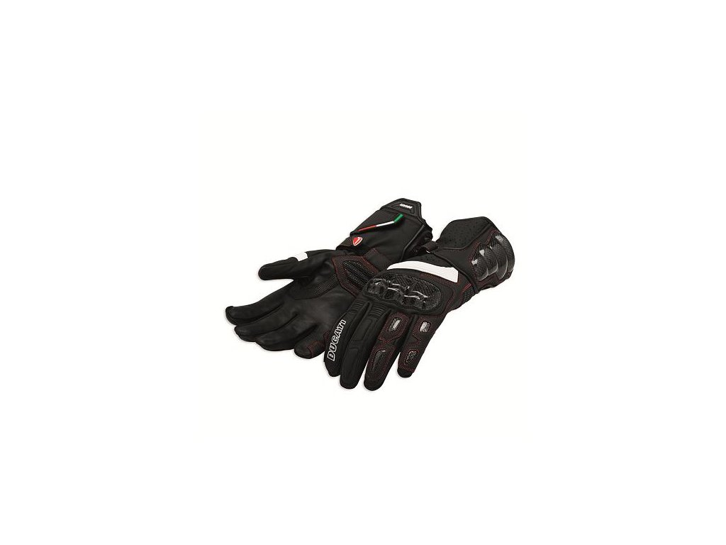Rukavice Ducati Performance C2 černé