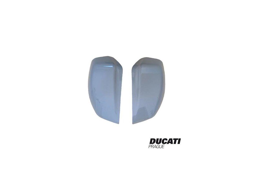 Kryty top casu Ducati GLOSSY GRAY