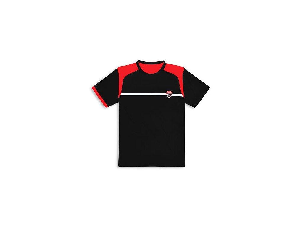 Tričko Ducati Corse Power černé