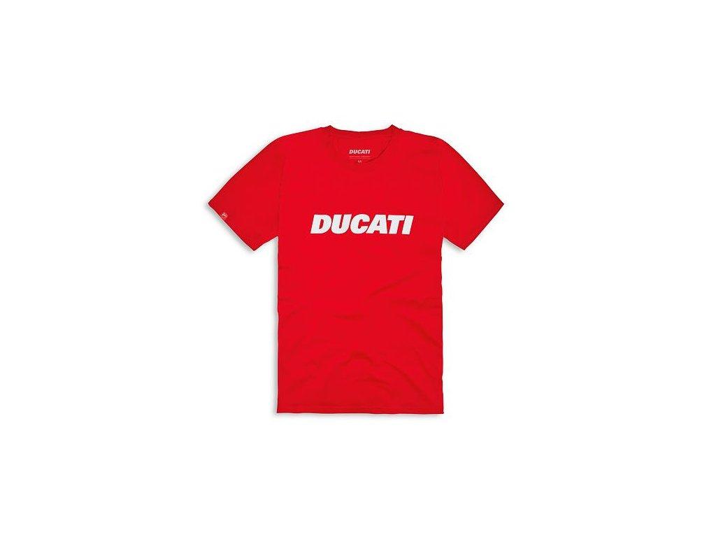 Tričko Ducatiana 2.0 červené
