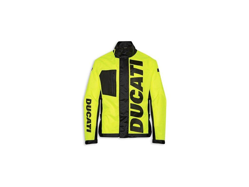 Nepromokavá bunda Ducati Aqua žlutá