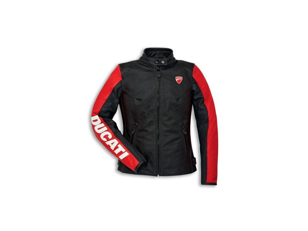 Dámská kožená bunda Ducati Company C3