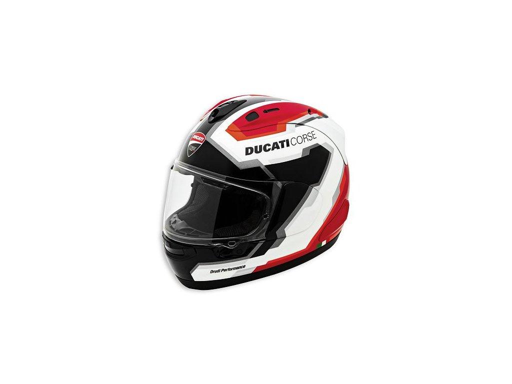 Přilba Ducati Corse V5