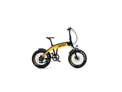 Skládací e-bike SCR-E