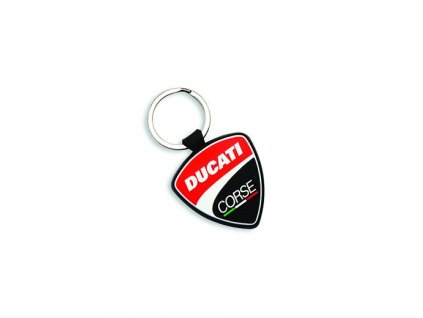 Klíčenka Ducati Corse Shield