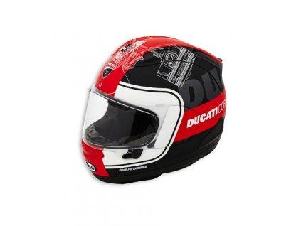 Přilba Ducati Corse V3