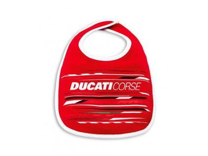 Dětské bryndáčky Ducati Sport
