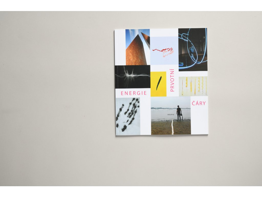 Energie prvotní čáry – Gesto, rytmus, pohyb v současném českém umění