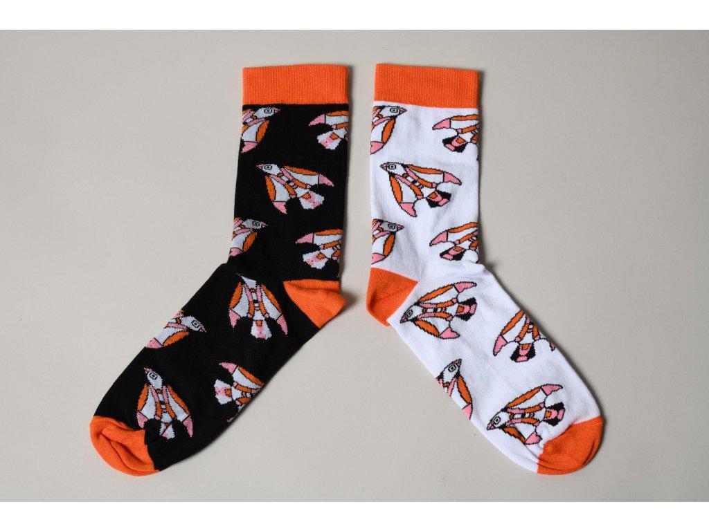 Ponožky s motivem