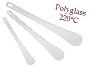 Vařečka Polyglass - odolnost do 220°C