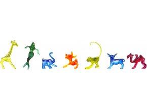 Deko figurky mix (7 druhů)