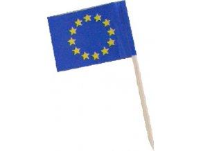 """Vlaječka """"EU"""" 70mm"""