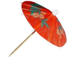 Deštníček 100mm 6ks