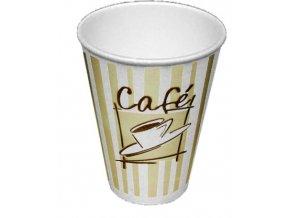 """Termo kelímek s potiskem """"Cafe"""""""