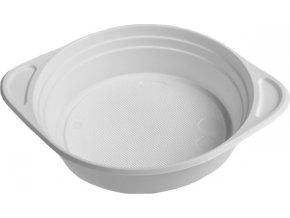 Šálek na polévku, bílý PS