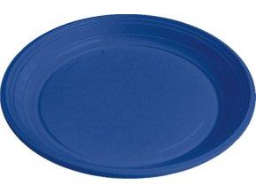 Talíř modrý PS, Ø 22 cm