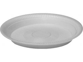 Termo-talíř bílý Ø 22,5 cm