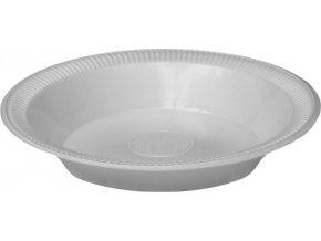 Termo-talíř hluboký 600 ml, bílý, Ø 22,5 cm