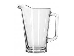 Džbánek skleněný 1 litr