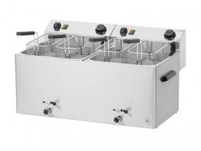 Fritéza elektrická třífázová FE-1010T