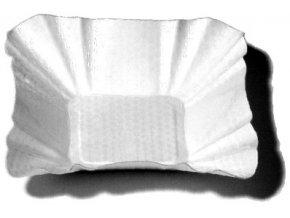 Papírové misky hranaté 250 ks