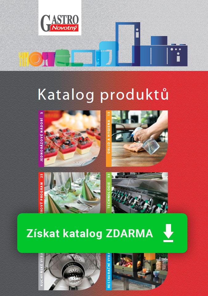 Katalog Gastro vybavení ZDARMA