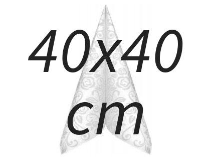 Ubrousky 40x40