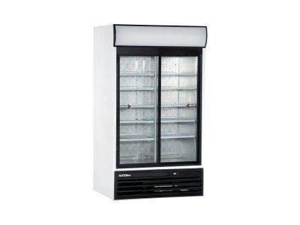 Gastro lednice – chladicí skříně