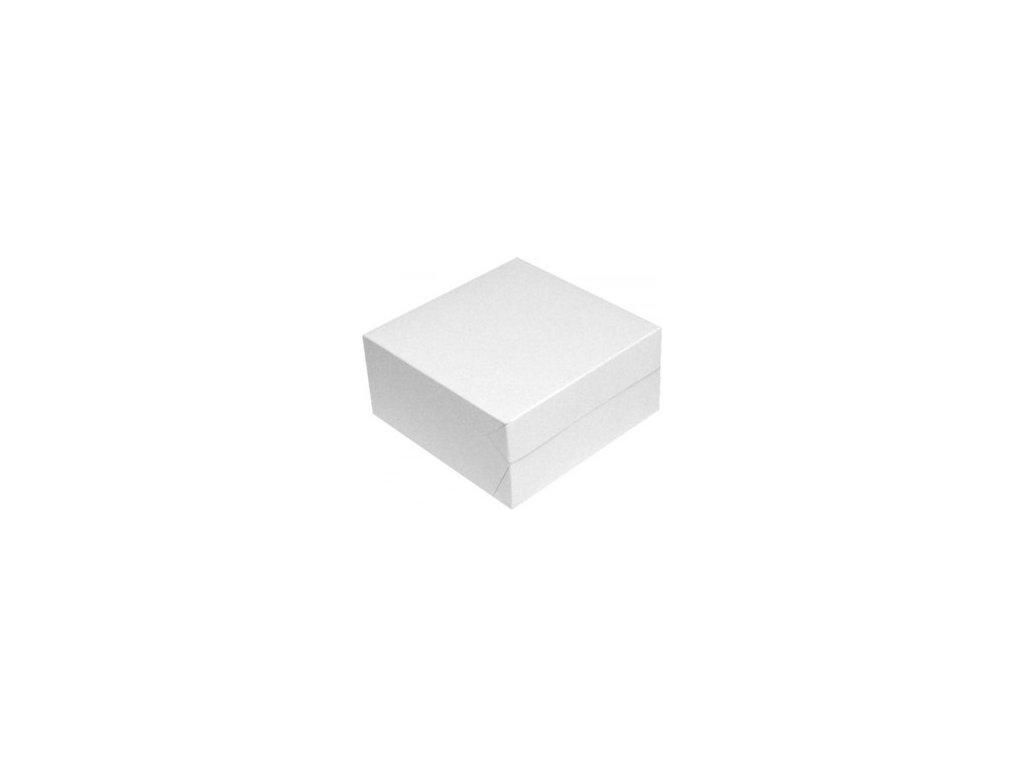 Dortová krabice 20x20x10 50ks  0171720
