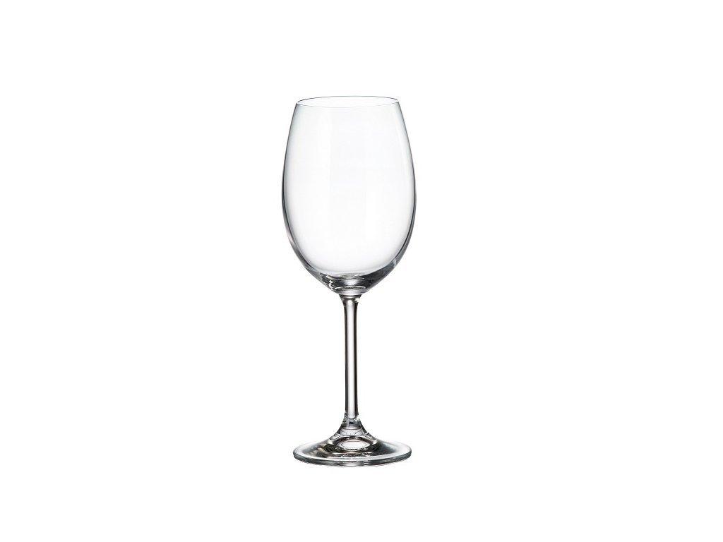 51 1 crystalite bohemia sklenice na cervene vino colibri 450 ml