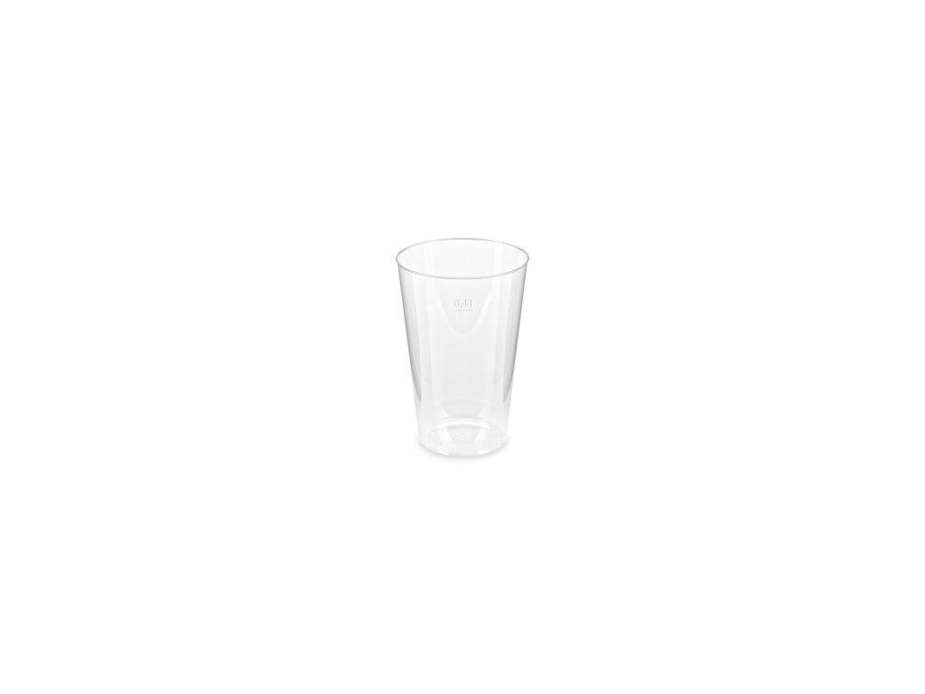 Kelímek krystal 0,4l, 50ks  0173140