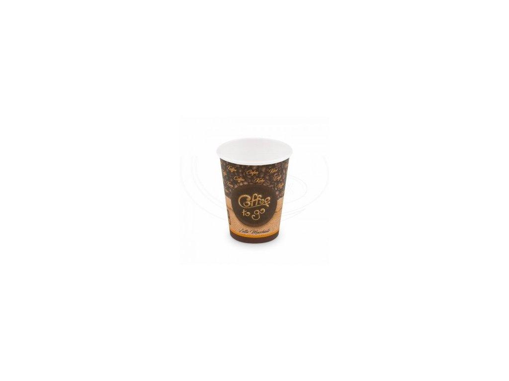 Kelímek papírový Coffe to go 330 ml 80mm 50 ks   0176633