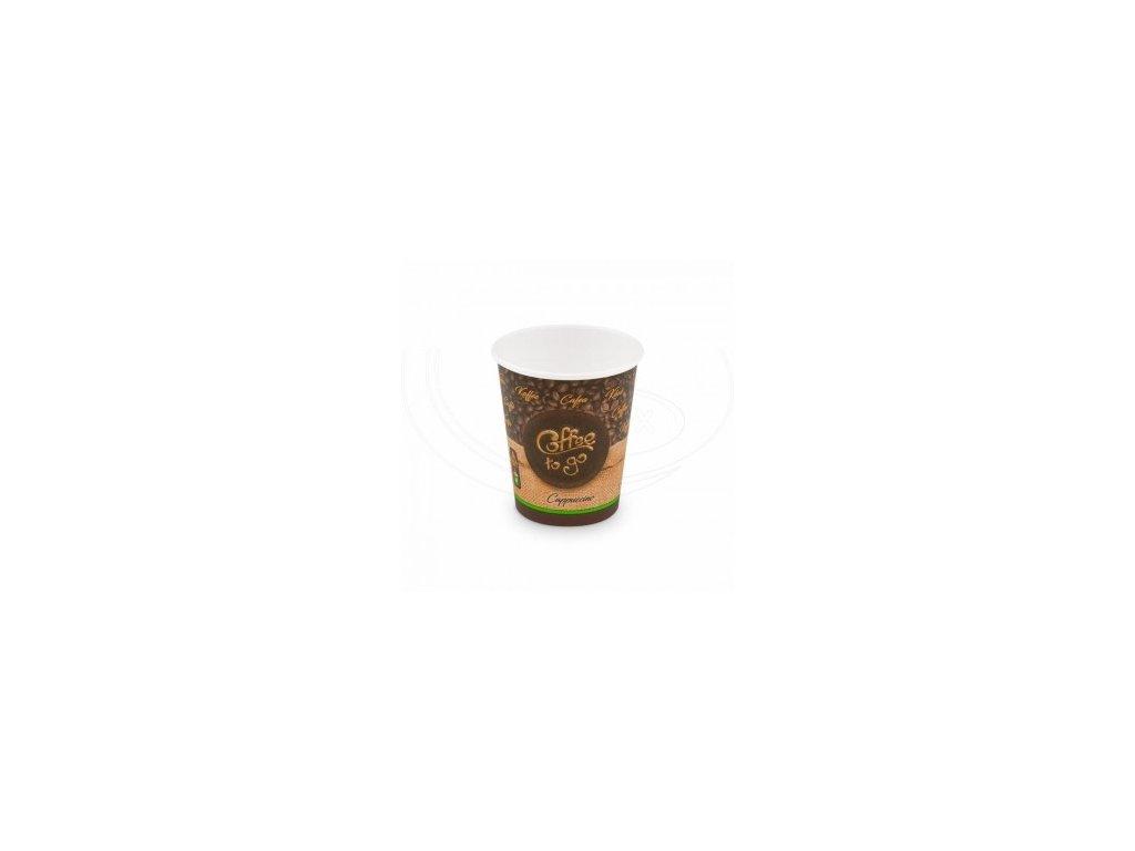 Kelímek papírový Coffe to go 280 ml 50 ks 80mm  0176628