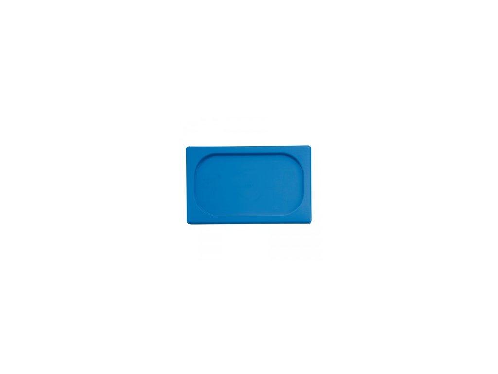 Víko GN 1/2 polypropylen modré   1814725-00