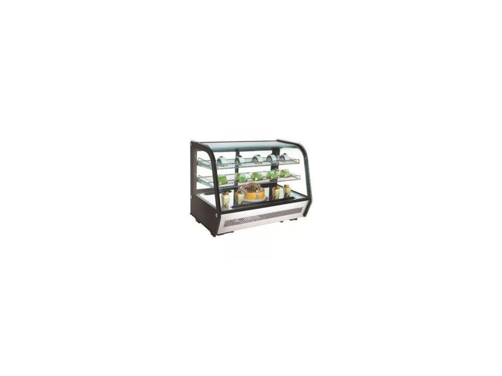 Nordline Chladící vitrína stolní  798001