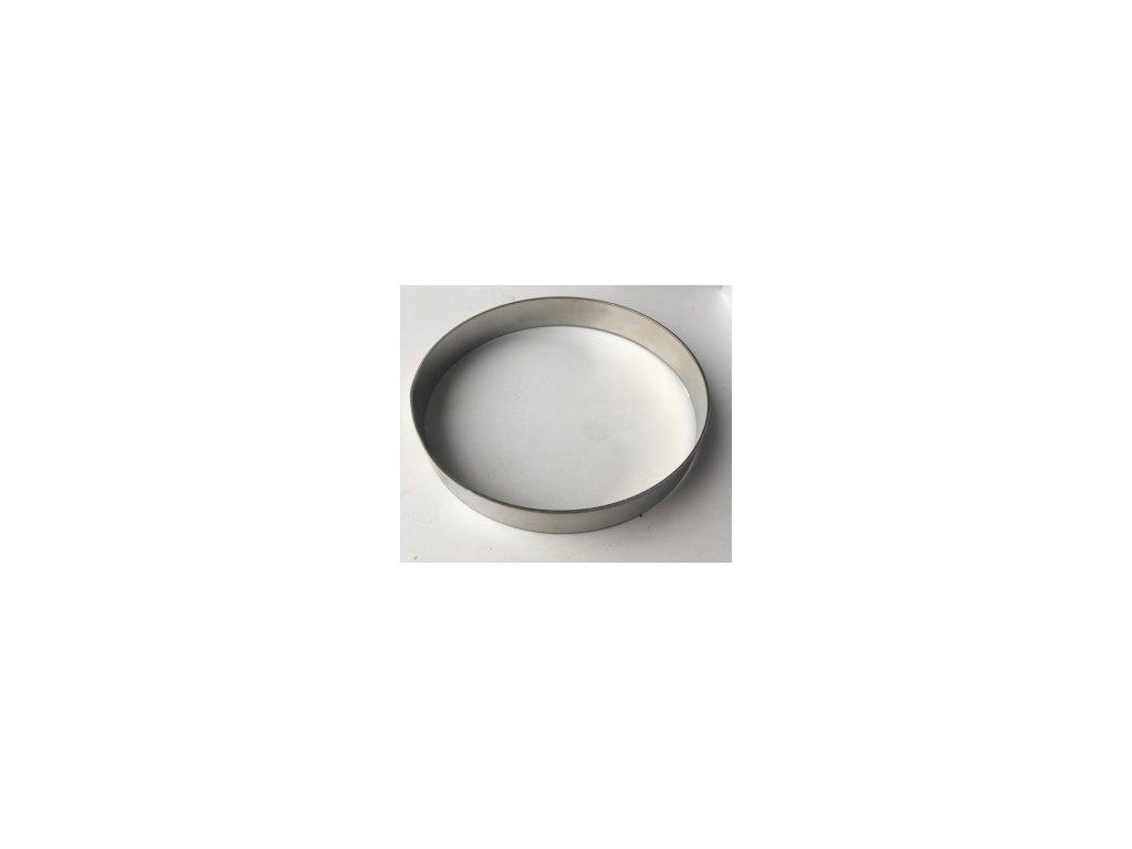 Forma na hamburger kulatá NEREZ 10/2cm  233099-02